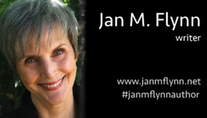 Jan Flynn Business Card#