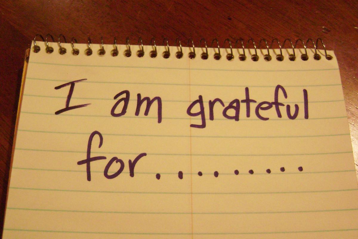 gratitudelist